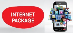 Why is having an internet package important?