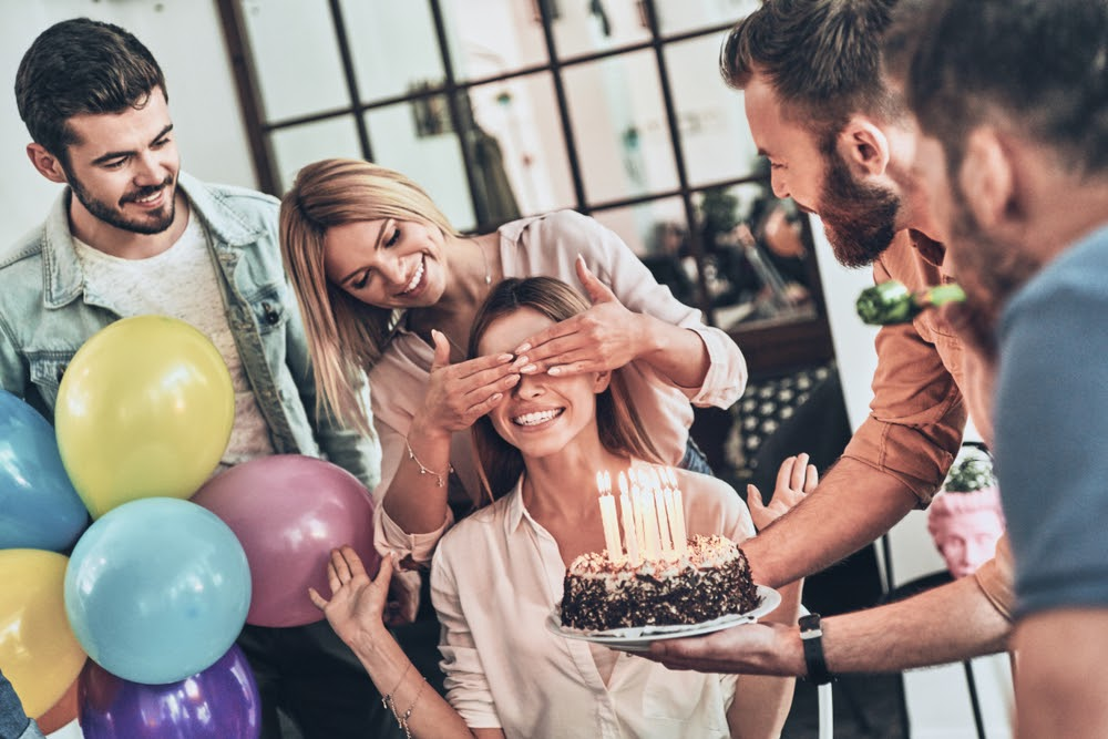 How to Surprise Someone on Their Birthday?